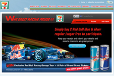 7-Eleven Singapore – Red Bull Lucky Draw
