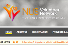 NUS Volunteer Network