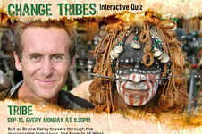 Discovery Asia – Change Tribes: Interactive Quiz