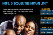 Discovery Asia – Discover The Human Limit