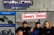 Discovery Asia – American Chopper Viewers' Choice