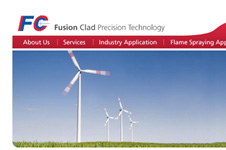 Fusion Clad Precision Technology
