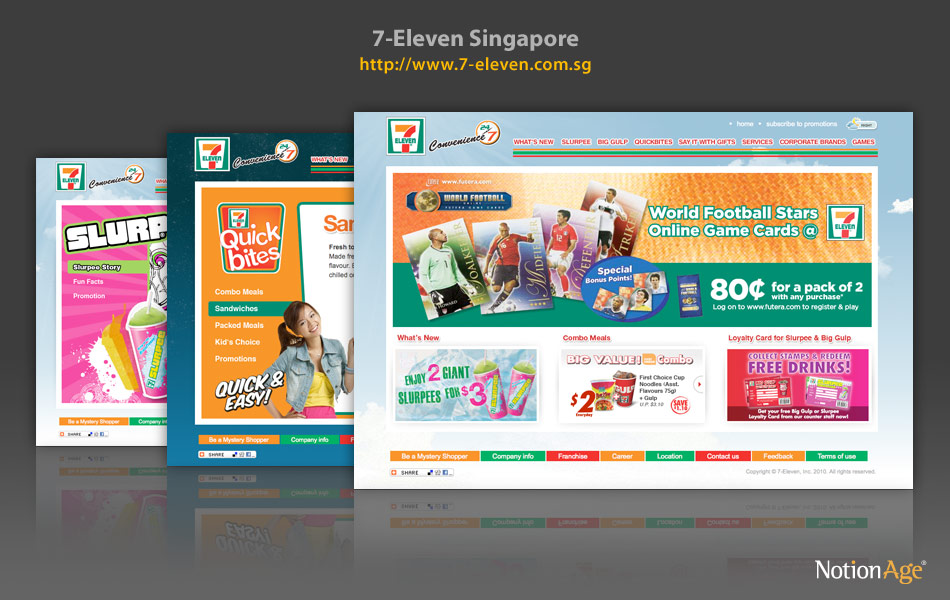 7-Eleven Singapore   Notion Age on white castle application print out, circle k application print out, holiday inn application print out, baskin robins application print out, giant application print out, golden chick application print out, fuddruckers application print out, safeway application print out, radioshack application print out, 711 application print out, el pollo loco application print out, food lion application print out, banana republic application print out, wawa application print out, party city application print out, winn dixie application print out, pizza factory application print out, food city application print out, jiffy lube application print out, qdoba application print out,