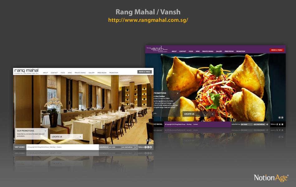 Rich Mahal Indian Restaurant