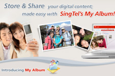 Singnet – Email Viral Campaign