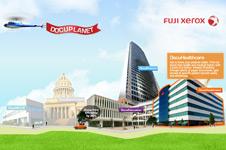 Fuji Xerox – DOCUPLANET