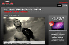 Evolve Mixed Martial Arts – Photo Competition