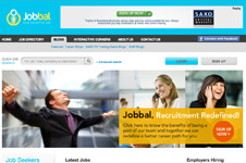 Jobbal.com – More and Better Jobs