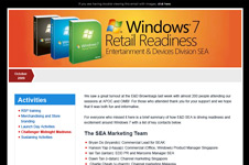 Microsoft Hardware – E-Direct Mailer