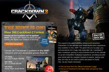Xbox – Crackdown 2 Campaign