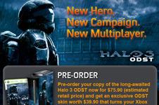 Xbox – Campaigns E-Direct Mailer