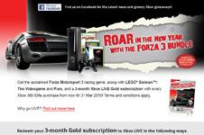 Xbox – CNY Forza 3 Campaign