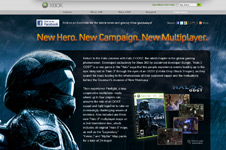 Xbox LIVE – Halo 3 ODST Preorder Campaign
