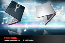 Toshiba – Made Above All
